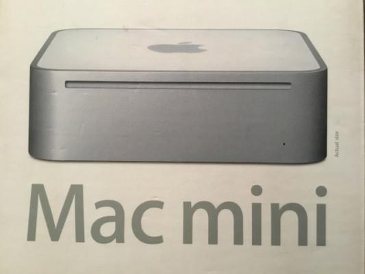 MAC Mini 1'42GHz 80Gb, 1Gb de RAM