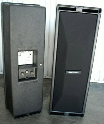 BOSE 402 Pantallas acústicas + Controlador Bose 802C