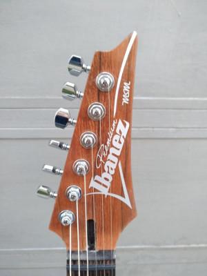 Vendo Guitarra IBANEZ MSM1 (Marco Sfogli) Premium