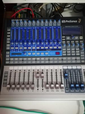 Presonus Studiolive 16.0.2 (Fire Wire)