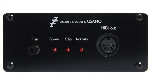 expert sleepers usamo Jitter free