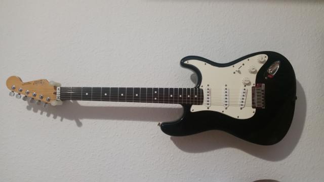 Fender Stratocaster plus 1988