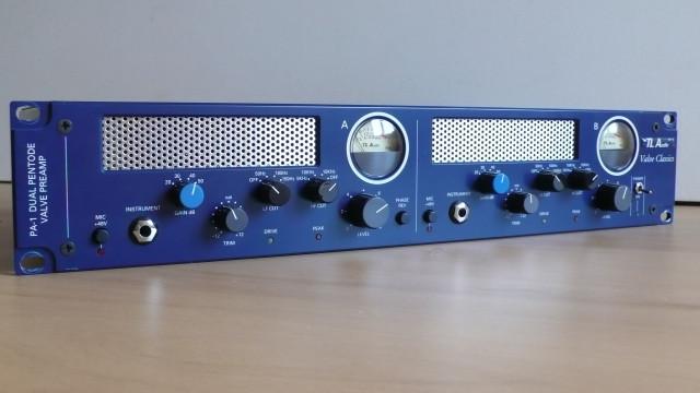 PREVIO TL Audio PA-1 DUAL PENTODE Valve Classics
