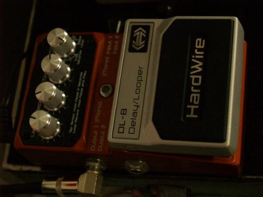 Digitech Hardwire DL-8 - Delay/Looper