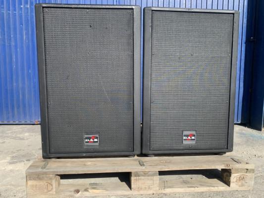 Das Audio ( 2 x ST112 y 2 x ST218)