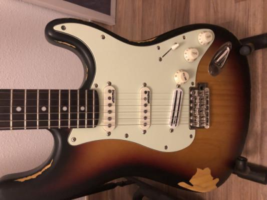 Varias guitarras