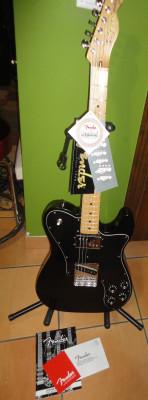 Fender 72 Telecaster Custom 60 Aniversario MEX   como nueva.
