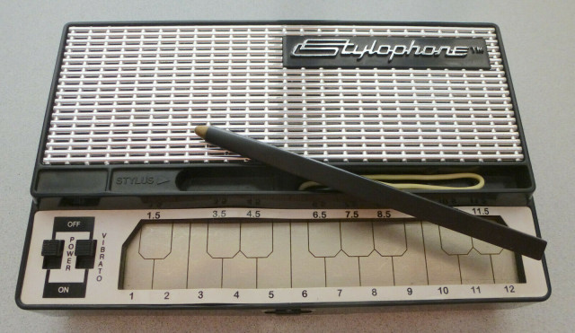 Dubreq Stylophone. Pocket Synth