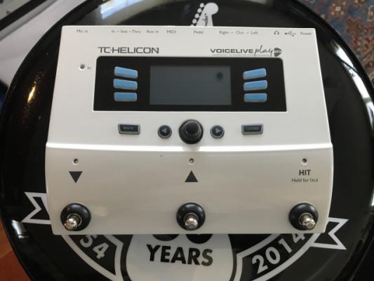 VoiceLive Play GTX - TC Electronics