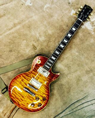 Gibson 1959 desert sand año 2000