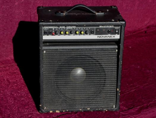 Amplificador para bajo Novanex Blower Bass