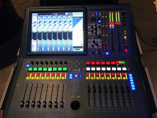 Midas Pro 1 + 2 DL 153