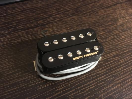 Pastilla Gibson Dirty Fingers. Puente o Mástil. Envío incluido.