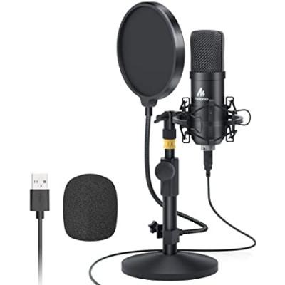 Maono AU-HD300T microfono dinamico USB/XLR nuevo