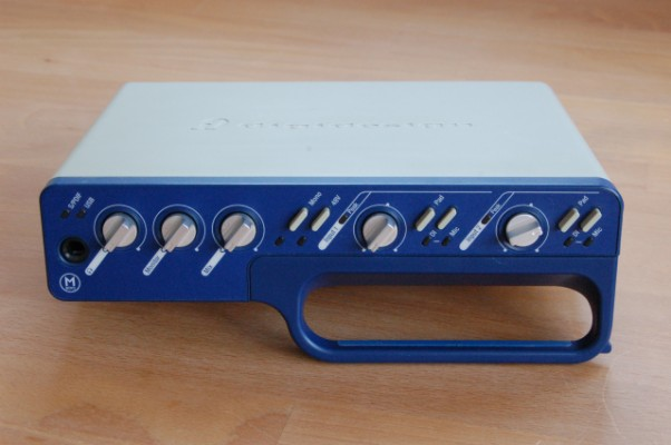 Mbox 2 con Pro Tools  LE 7