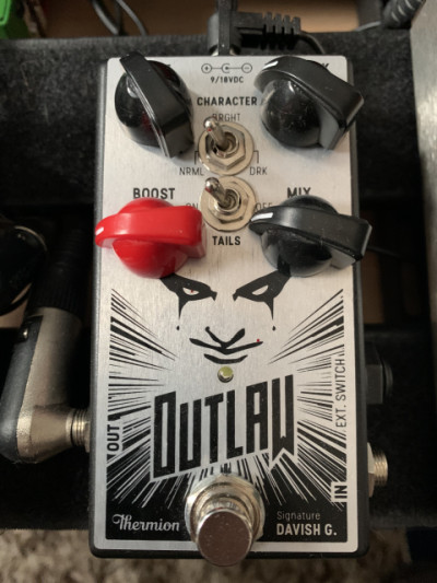 Thermion Outlaw Delay y Booster RESERVADO