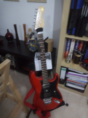 Guitarra Coleman.