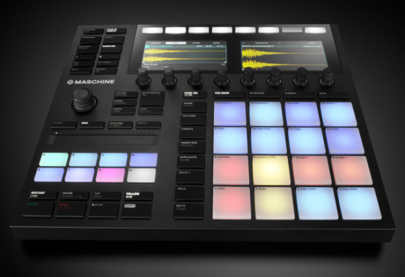 Maschine MK3 de Native Instruments