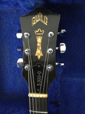 GUITARRA ELECTRICA GUILD S 300-D