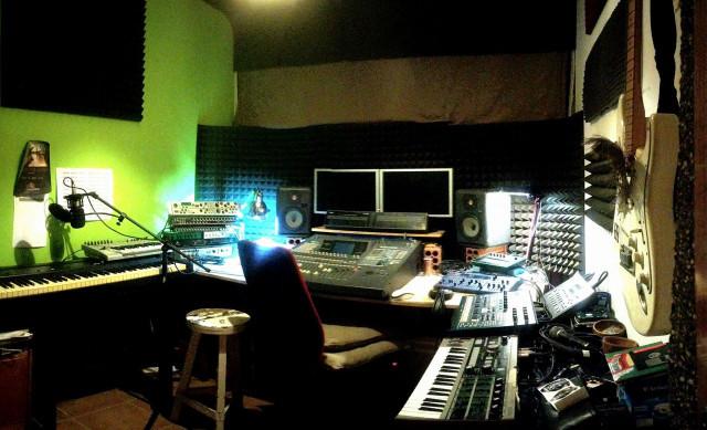 Estudio de grabación y producción en el Raval  Barcelona