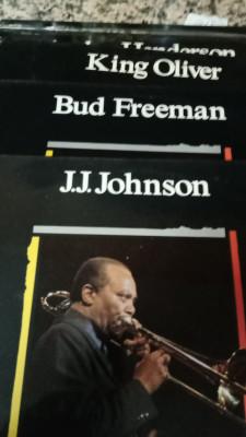 Vinilos Maestros del Jazz (anuncio editado y puesto al día)