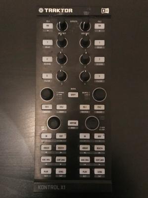 Native Instruments X1 mk1 + funda