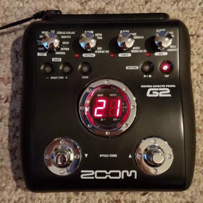 Zoom G2 Multiefectos