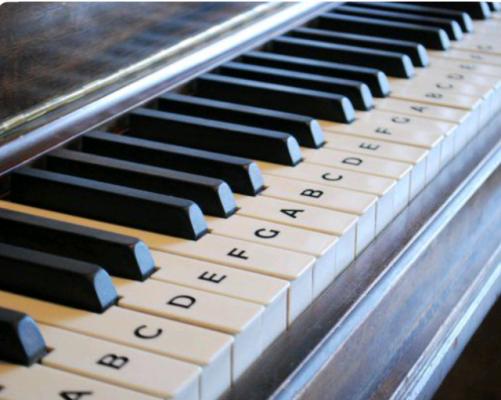 Clases de teclados y piano a domicilio