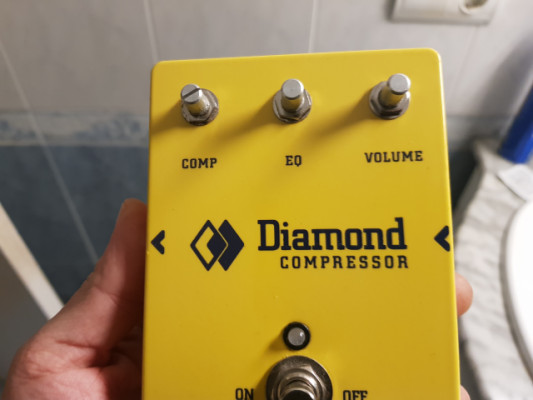 Vendo Compresor Diamond CPR-1