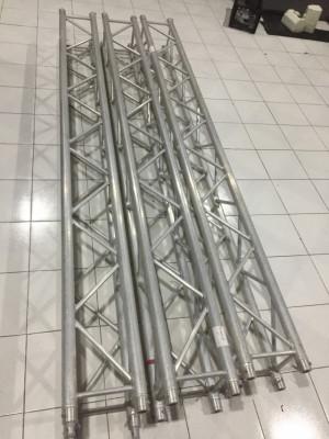 9 metros de truss cuadrado