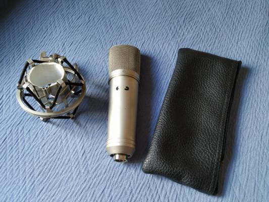 CAD GXL 2200 micrófono de condensador