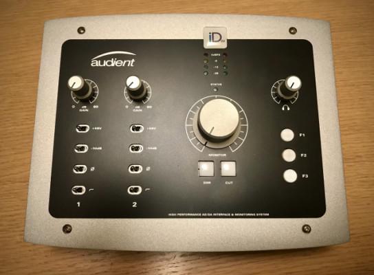 Interface de audio AUDIENT ID22