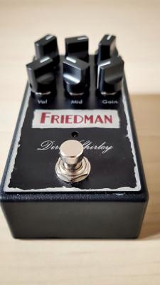 Friedman Dirty Shirley Pedal - RESERVADO!!!!