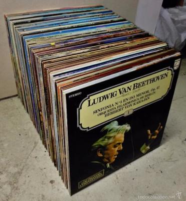 //Vendido// Enciclopedia Salvat De Los Grandes Compositores en LP