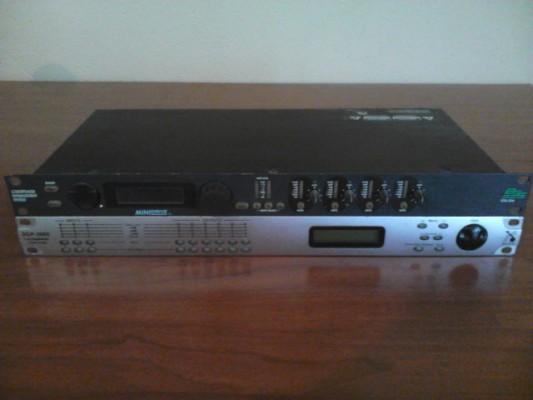 Procesadores de gestión de altavoces Xilica DCP 3060 y BSS FDS 334 (superiores al famoso Driverack de DBX)