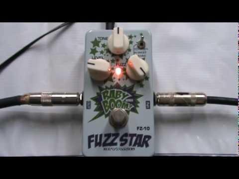 Biyang FZ-10 Fuzz Star