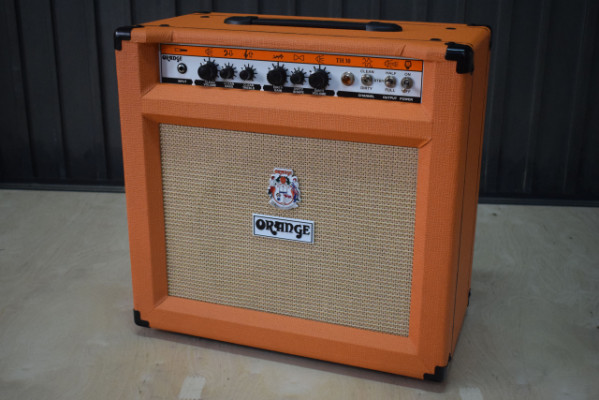 "Amplificador Orange TH30C Combo 1x12"""
