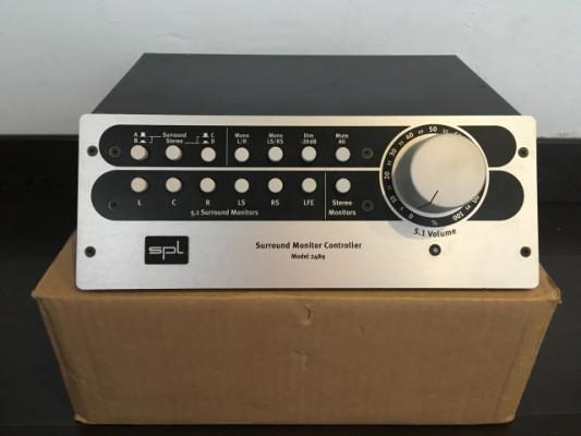 SPL SMC 2489 Control de monitorage surround