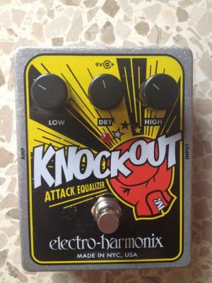 EHX Knockout - Single coil a humbucker o viceversa
