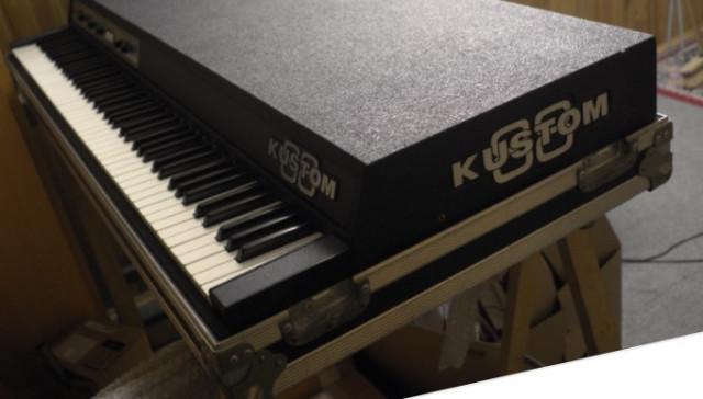 Kustom88 piano eléctrico vintage
