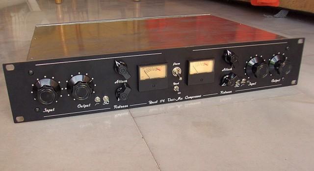 Dual compresor 176 Vari-mu