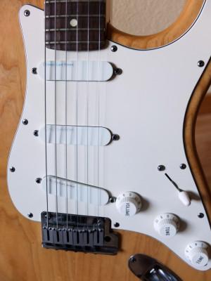 Strat Plus Deluxe del `91 REBAJADA