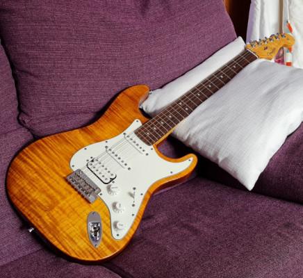 Fender American Select Stratocaster HSS 2012