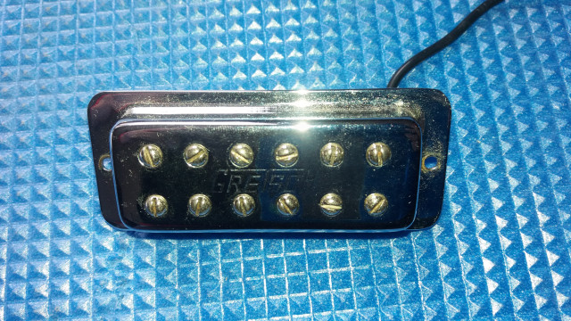 pastillas mini humbucker gretsch electromatic