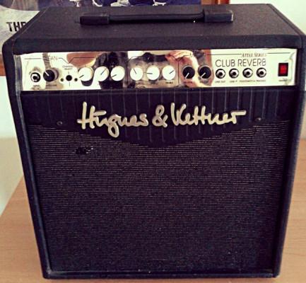 Amplificador de guitarra eléctrica HK  modelo Attax Series CLUB REVERB