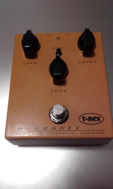T-Rex Mudhoney (RESERVADO)