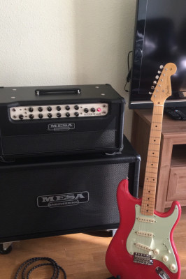 Equipo Mesa Boogie Lone Star por guitarra. Tono, Tono, Tono.