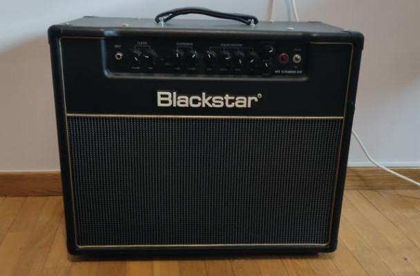 Amplificador BlackStar Válvulas HT-STUDIO 20