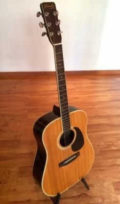Guitarra acústica Yamaki custom 130 japan
