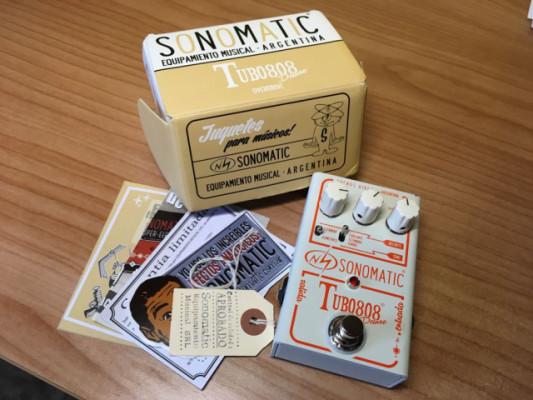 Vendo Sonomatic Tubo808 Deluxe